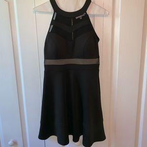Emerald Sundae Dresses - Black Dress